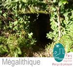 La Courarie, chambre mégalithique funéraire
