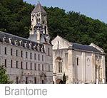 Brantôme en Dordogne