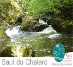 Saut-du-Chalard en Dordogne
