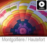 Montgolfière de Hautefort Dordogne