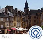 Sarlat en Dordogne