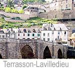 Terrasson-Lavilledieu en Dordogne
